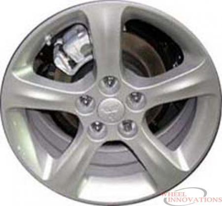 ALY65823 Mitsubishi Galant Wheel Silver Painted  - W010973