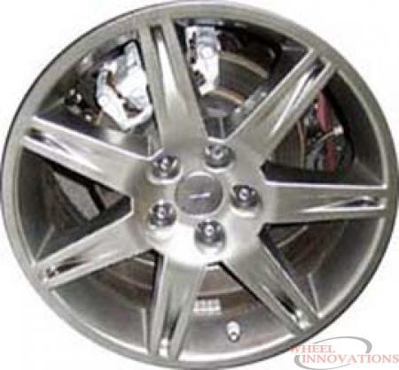 ALY65810U78 Mitsubishi Galant/Eclipse Wheel Hyper Silver  - W010975