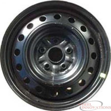 STL65797 Mitsubishi Galant Wheel Steel Black  - W010976