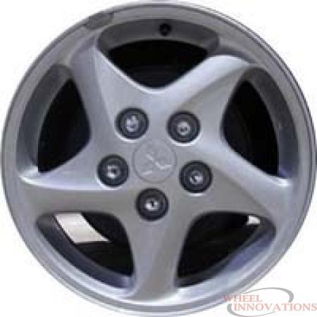 ALY65766 Mitsubishi Galant Wheel Silver Painted