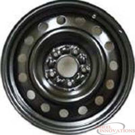 STL65767 Mitsubishi Galant Wheel Steel Black