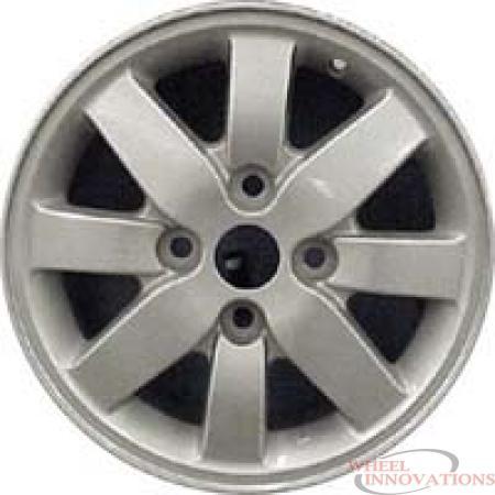 ALY65758 Mitsubishi Galant Wheel Silver Painted