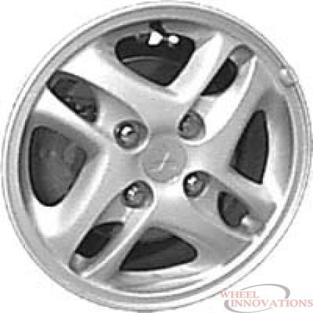 ALY65750 Mitsubishi Galant Wheel Silver Painted