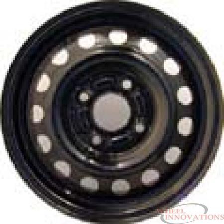 STL65741 Mitsubishi Galant Wheel Steel Black
