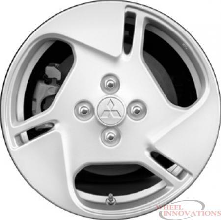 Mitsubishi i-MiEV Wheel Silver Painted