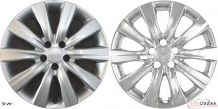 Inch Aftermarket Toyota Corolla Hubcaps/Wheel Covers Set