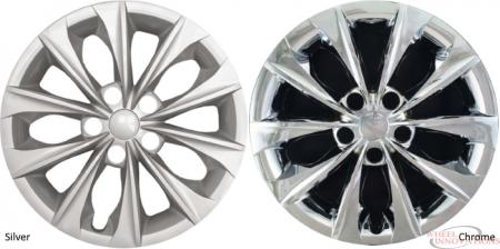 Inch Aftermarket Toyota Camry Hubcaps/Wheel Covers Set